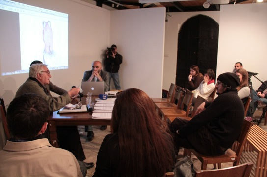 Rexhep Ferri in conversation with Mehmet Behluli