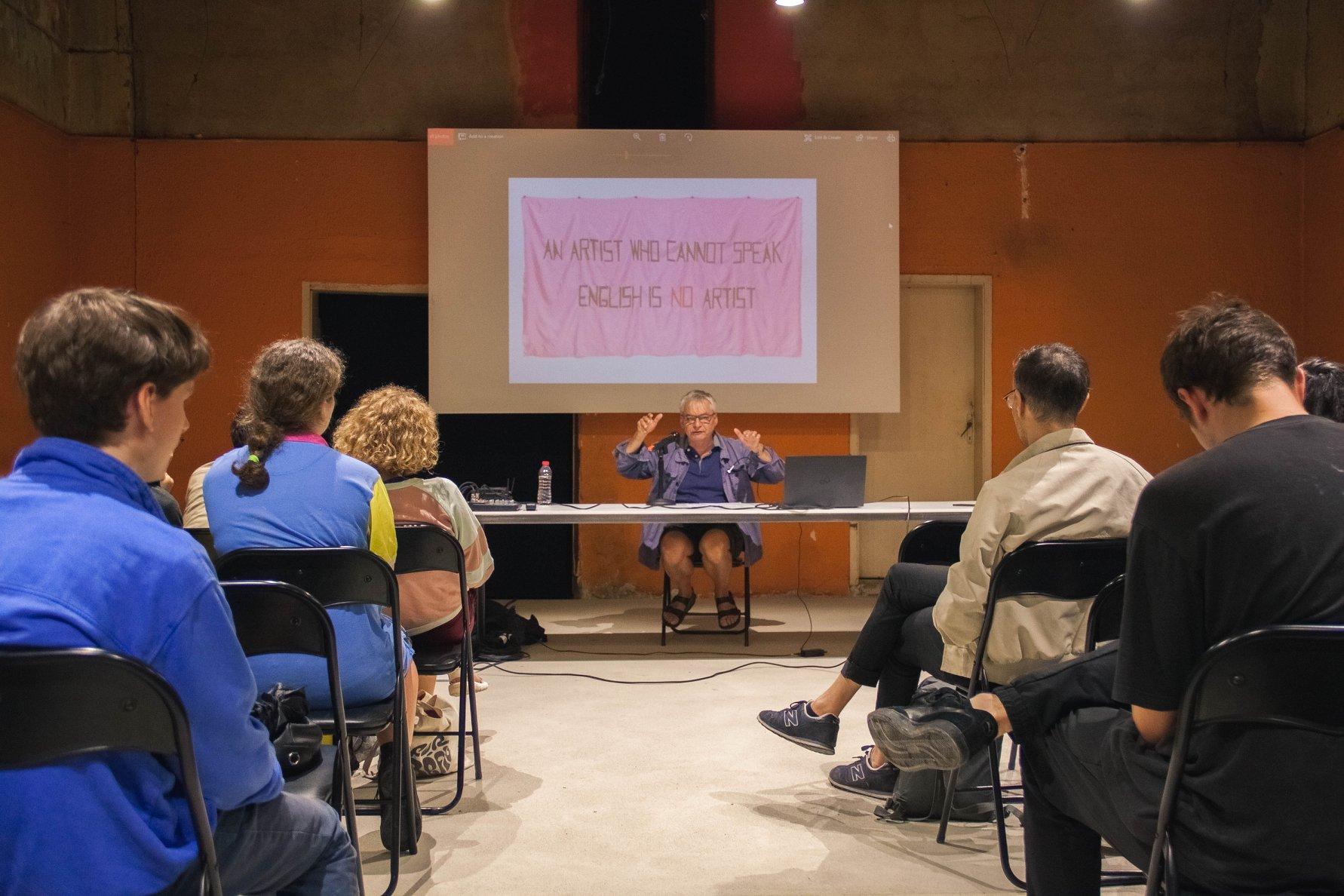 Boris Buden: Kolonializmi i Vernakulares: Përshtypja e një Artisti