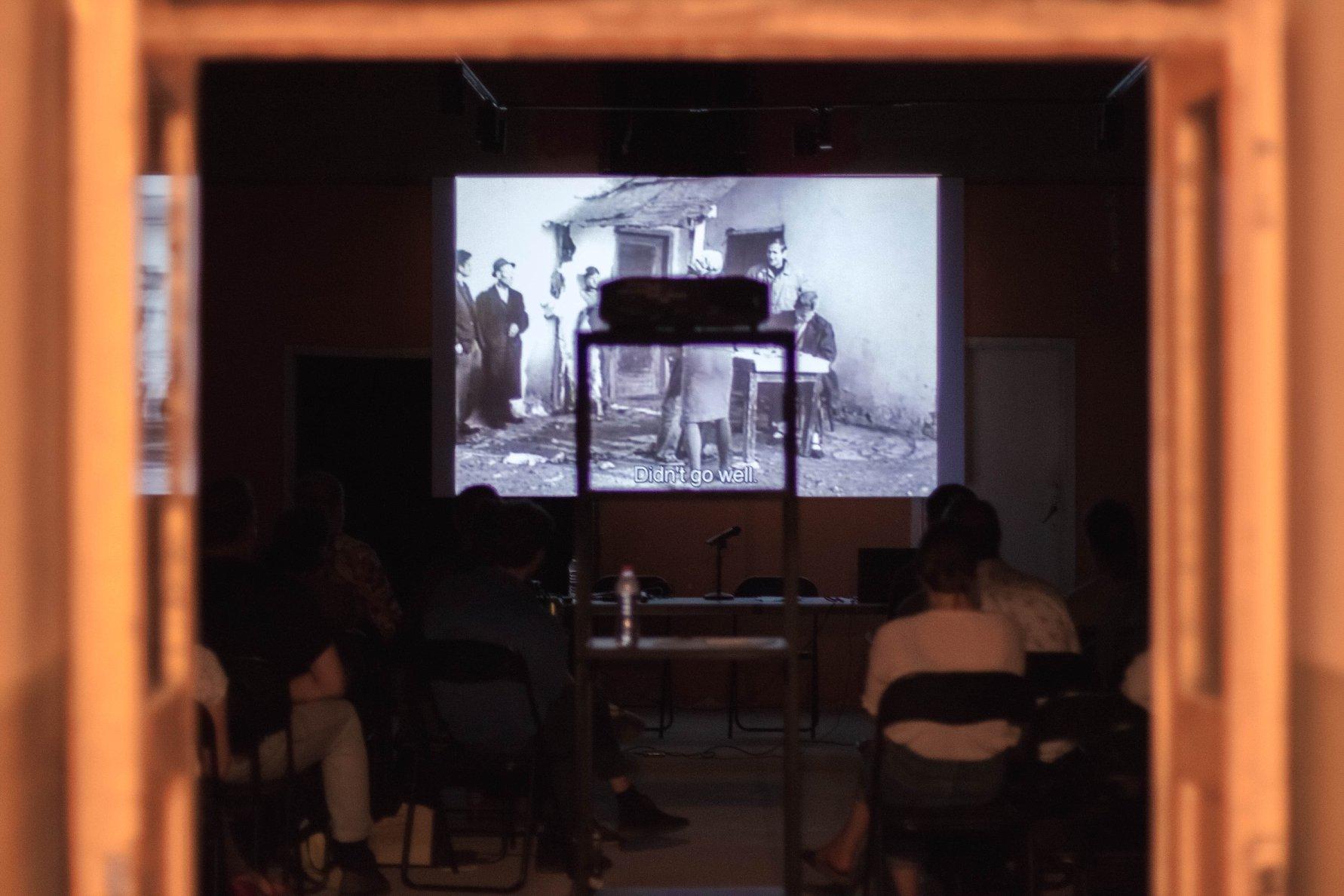Programi i Shkollës së Filmit: Black Wave me Boris Buden dhe Sami Khatib
