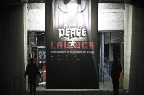 Laibach: We Come in Peace - Identity Restoration Reloaded