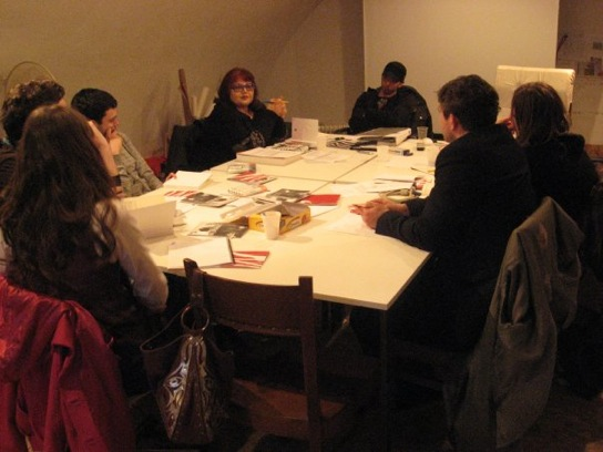 Politics of Contemporary Art: Workshop3 - Writing about Art - Politics of Contemporary Art: