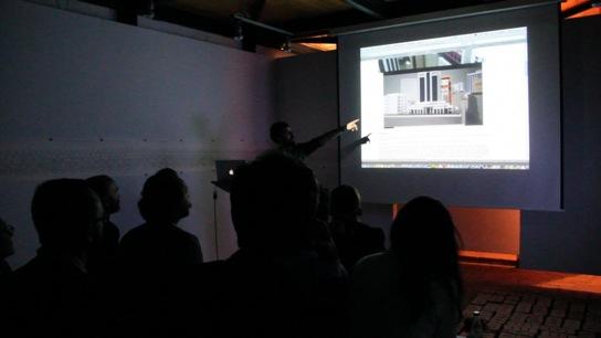 Artist talk: Ahmet Öğüt
