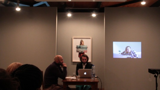 Artist Talk: Alban Muja