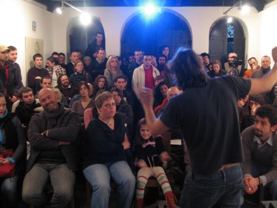Sislej Xhafa: Presentation of works