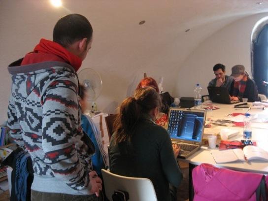 Politics of Contemporary Art: Workshop3 - Writing about Art - Politics of Contemporary Art: