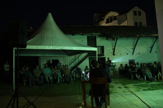 Artist talk: Anri Sala