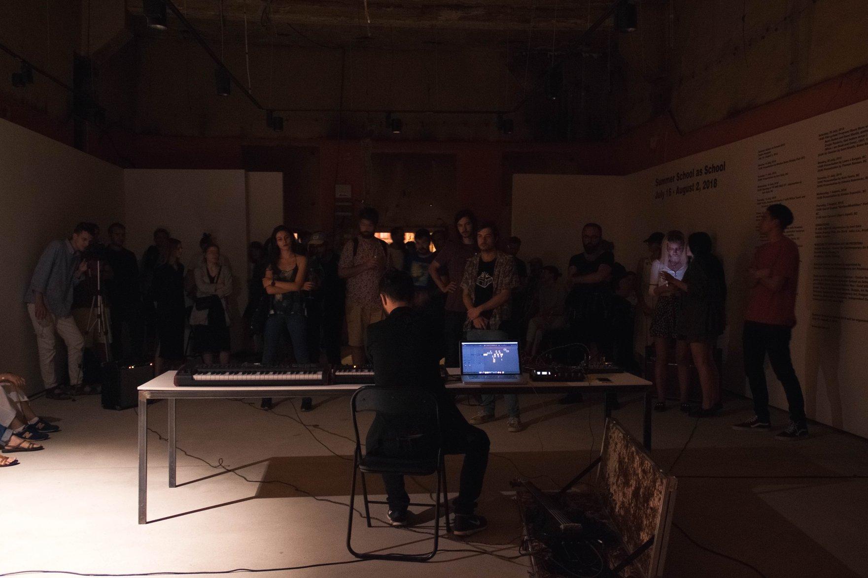 Liburn Jupolli: Authorial concert