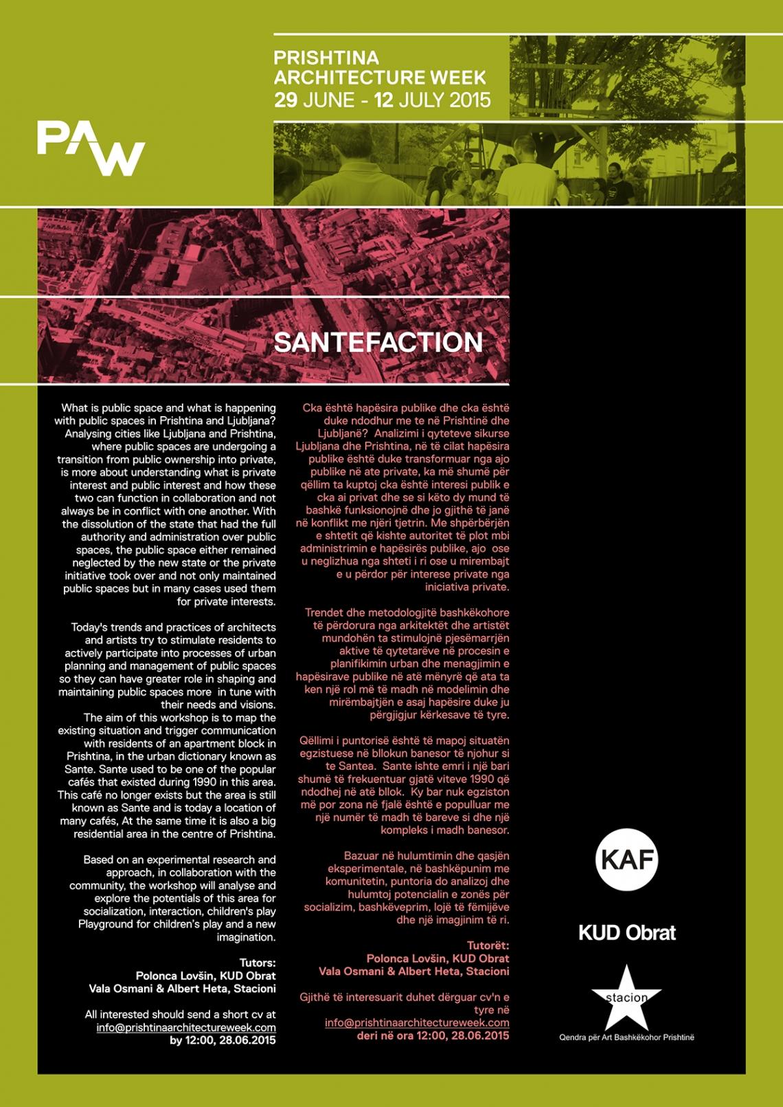 Santefaction
