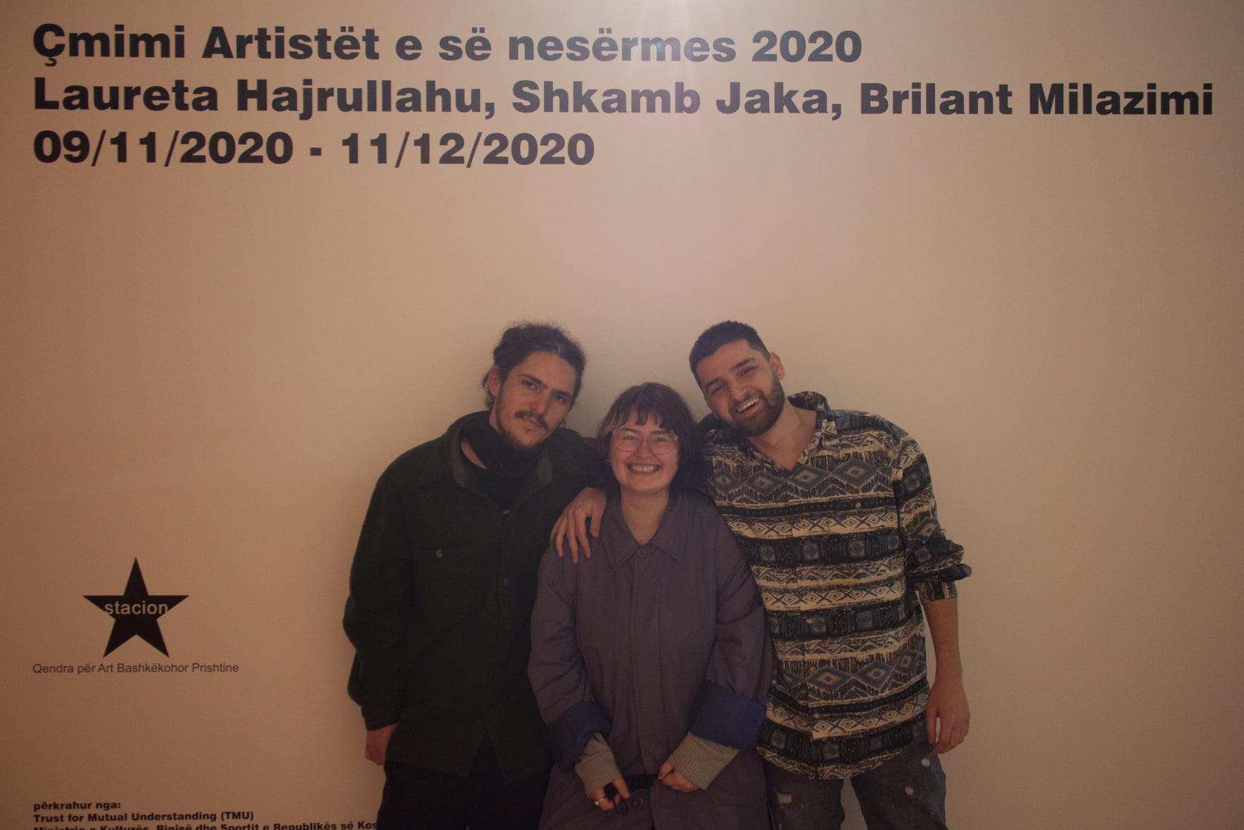 Artists of Tomorrow 2020